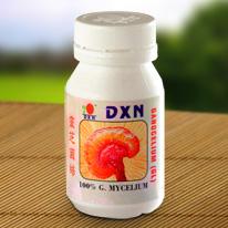 Ganoderma Lucidum RG chez DXN disponible en boite de 30 - 60 ou 360 gélules