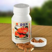 Boite de 30 - 90 ou 360 gélules de Ganoderma RG de chez DXN